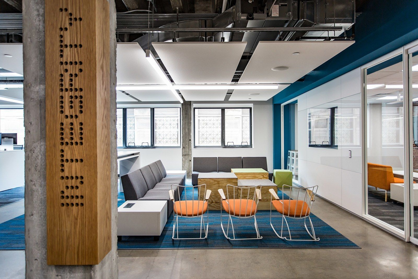 Inside motorists insurance groups innovation center
