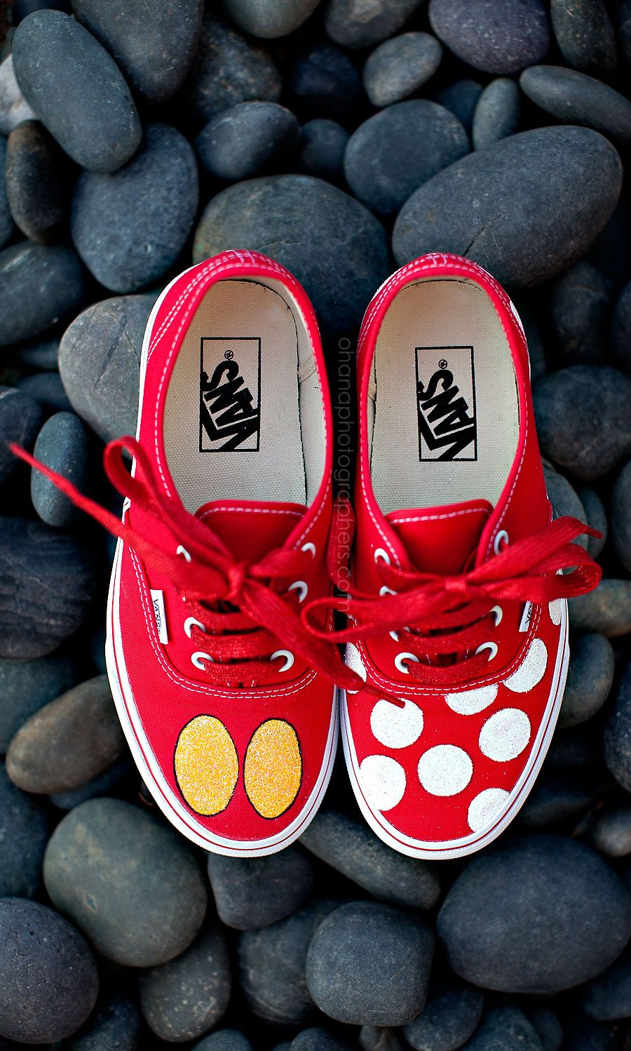 2zapatillas vans mickey mouse mujer