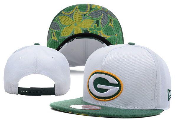 185071f6f NFL Green Bay Packers Snapback Hat (5)