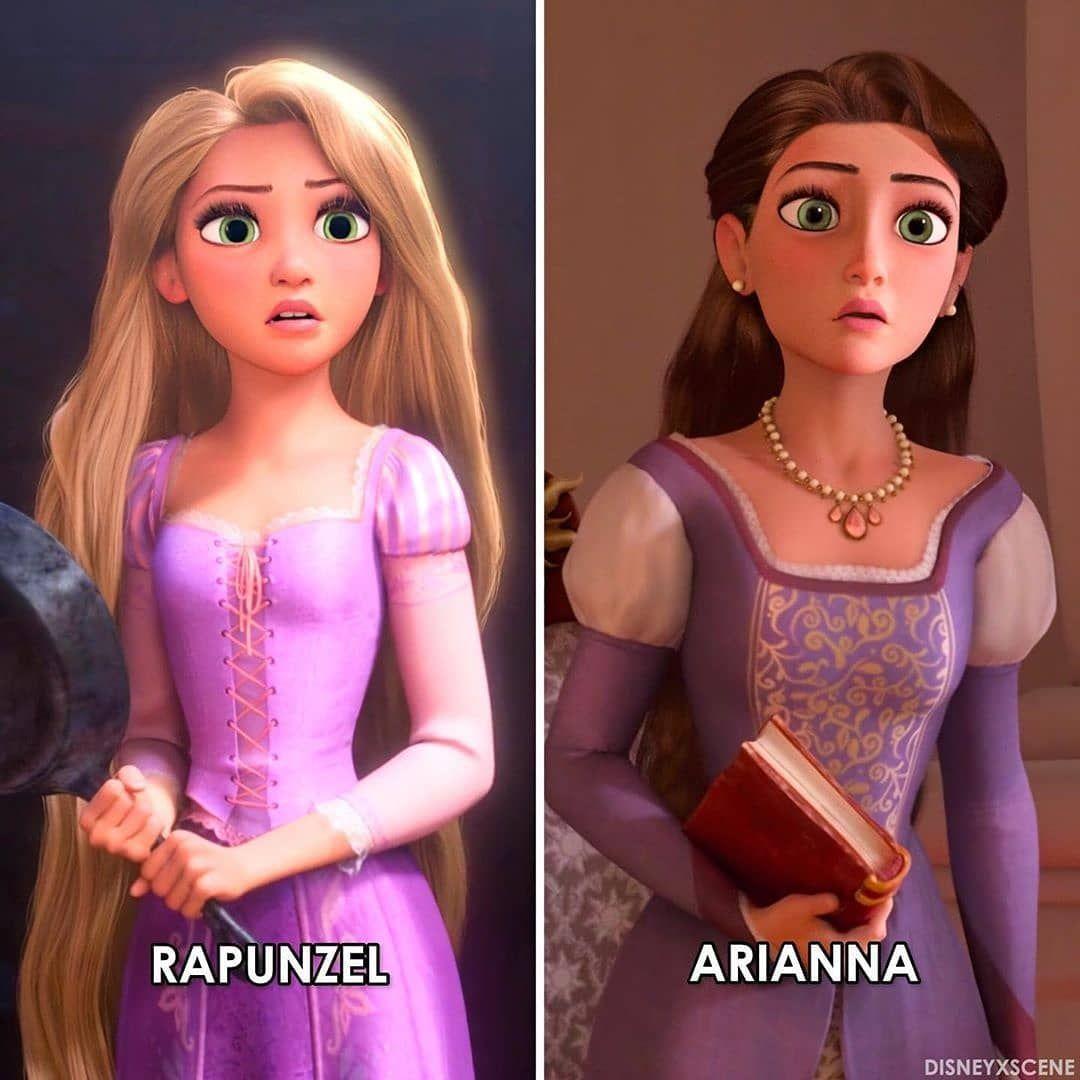 10++ Rapunzels mother info