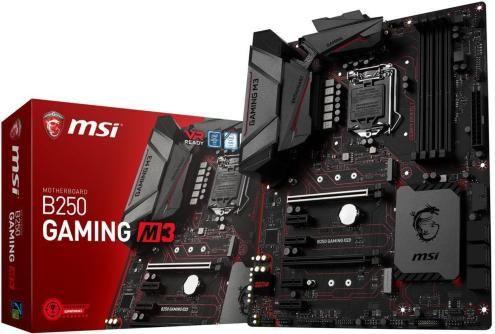 MSI B250 Gaming M3
