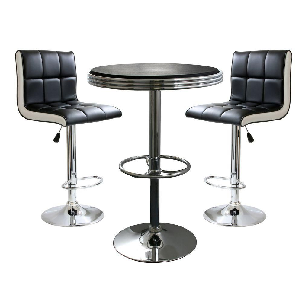 99 Breakfast Bar Table And Stools Set Vintage Modern Furniture Check More At Http
