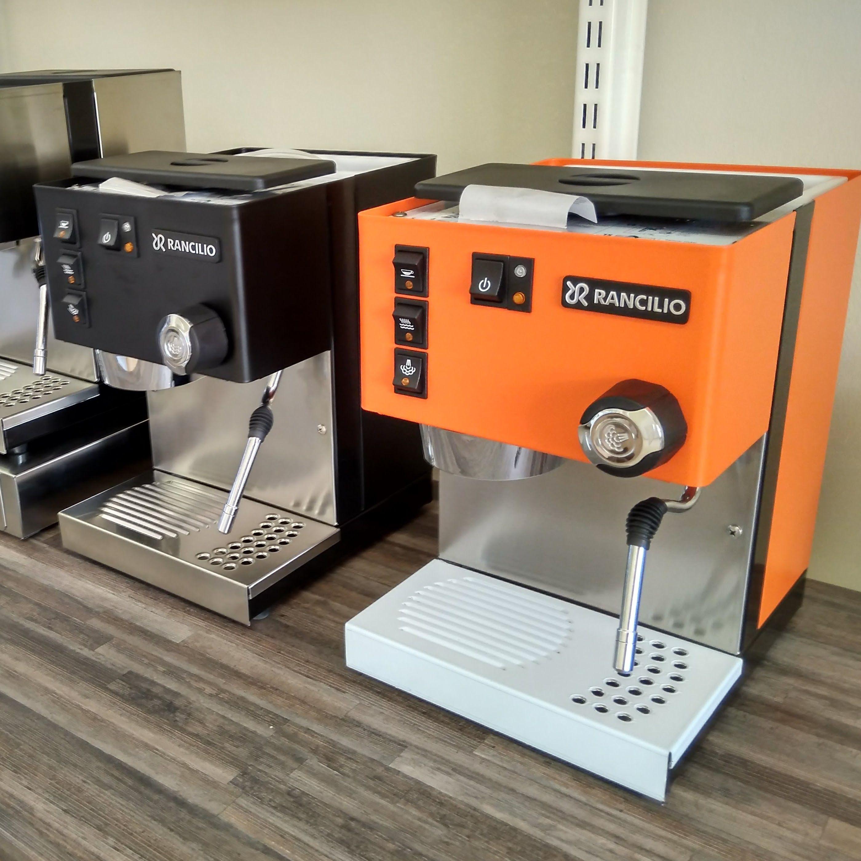 Rancilio Silvia Home Espresso Machine Loftstyle Projekte