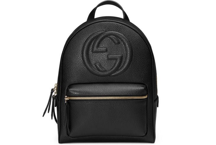 Soho leather chain backpack  73656d753166c