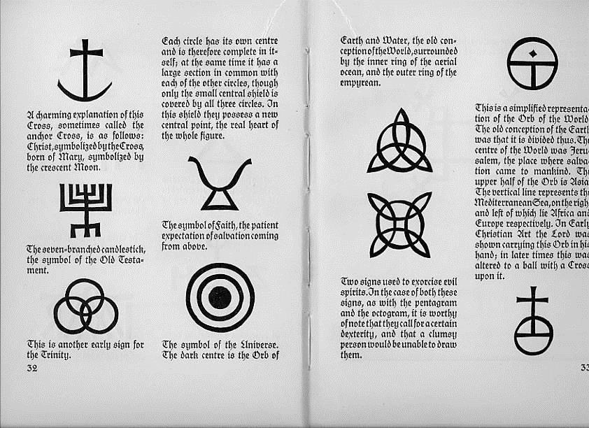 Occult Symbolism Of Led Zeppelin Art Occult Symbols