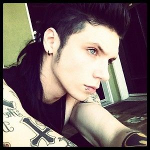 Andy Biersack Jawline Google Search Black Veil Brides Andy