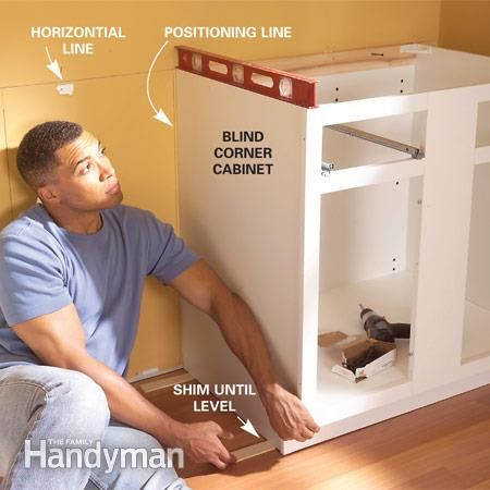 Best How To Install Kitchen Cabinets Installing Kitchen 400 x 300