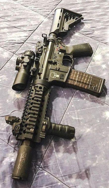 Pin De Shelman Sousa Mkt Em Armas Armas Taticas Armas Fuzil E