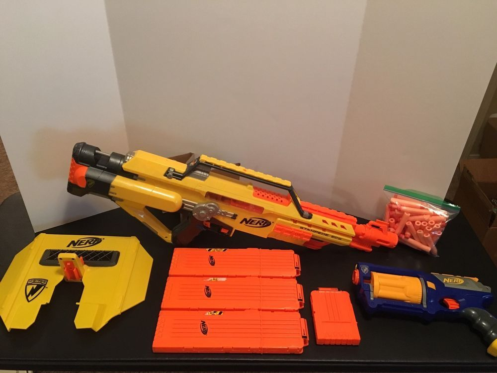 Nerf Agents of Shield camo blaster by dog-green-1 ...