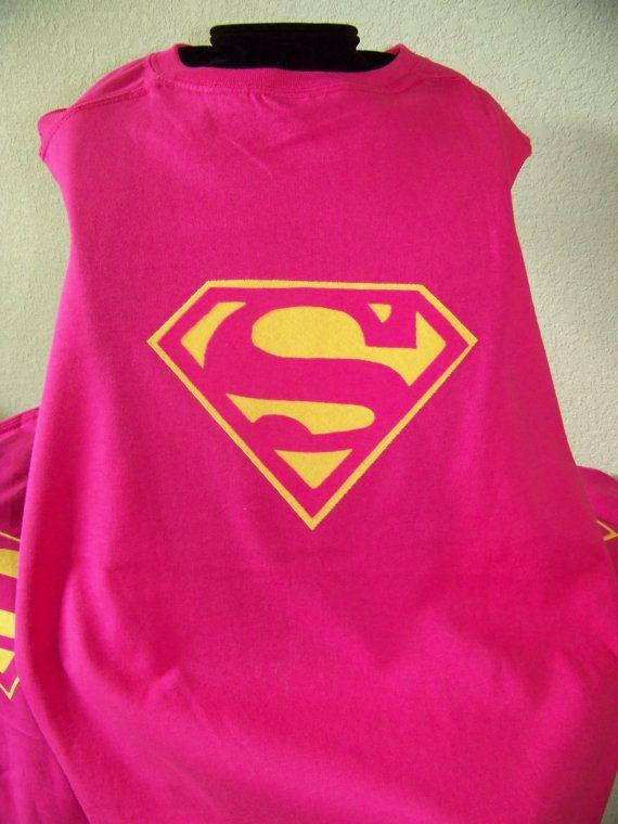 super girl cape superhero cape super girl costume pink cape