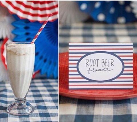 🇺🇸 Happy 4th! 🇺🇸   | Custom Stationery | Food Cards | ellopaper.com