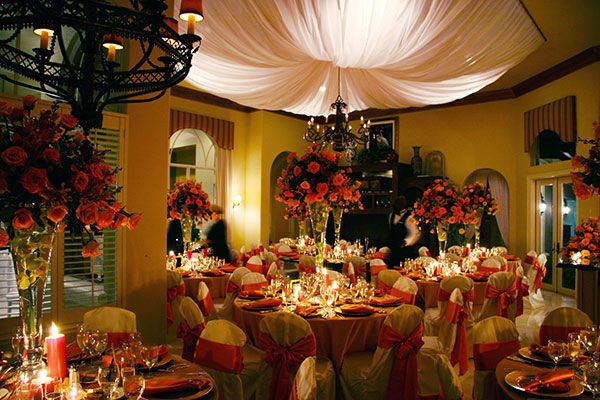 Holding Wedding Reception Party at Home | Wedding Reception ...