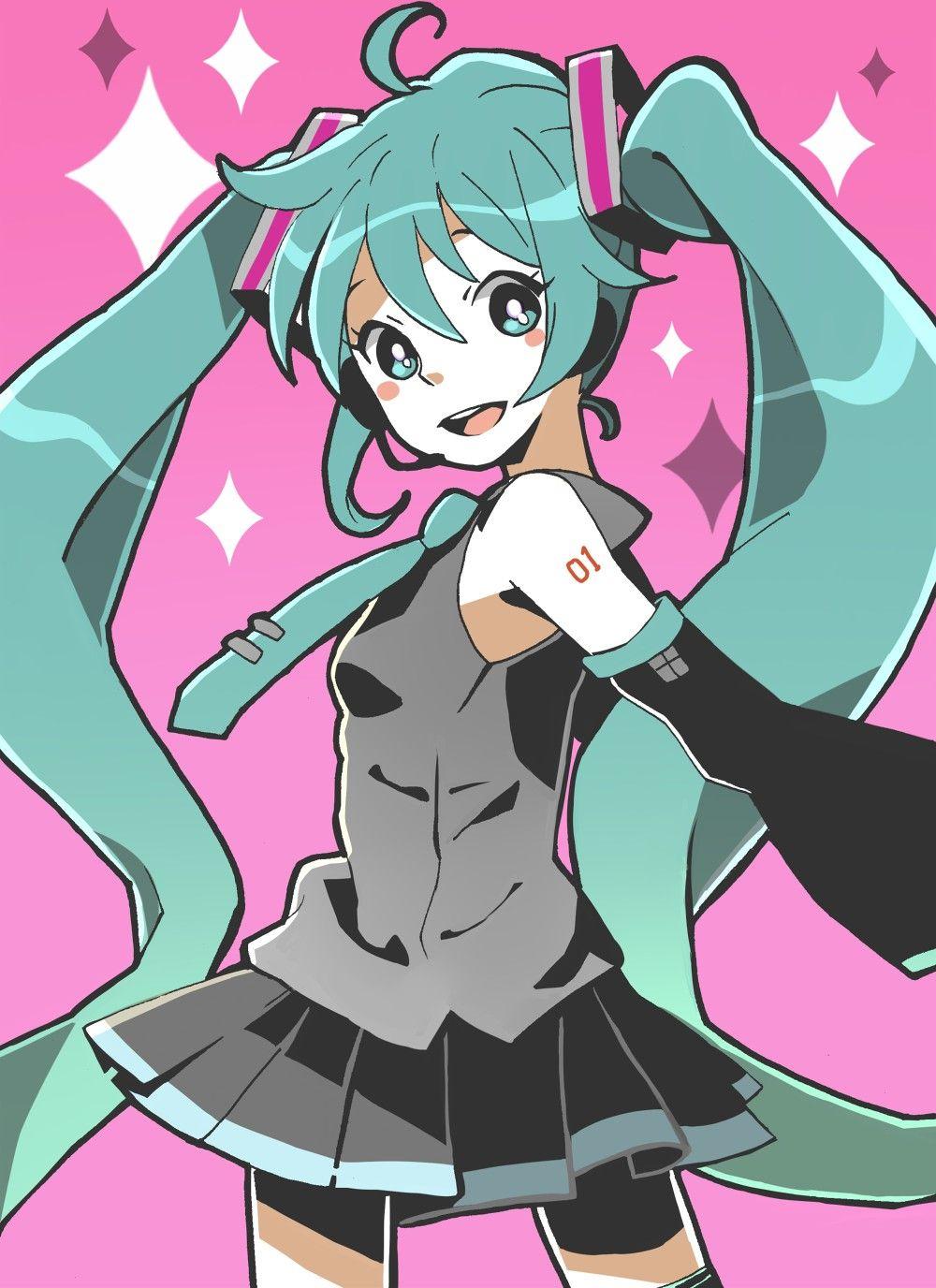 xLovelyLenax Manga girl, Hatsune miku, Miku