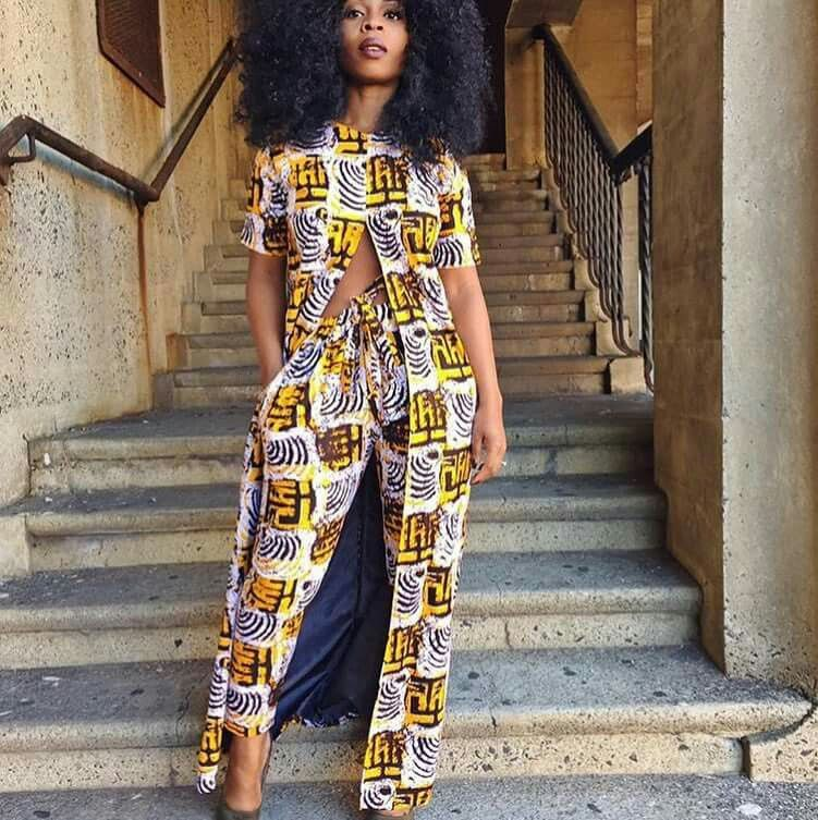 African American Girls Fashion: Pin By KyraJDread On Afrikan Queen (With Images)