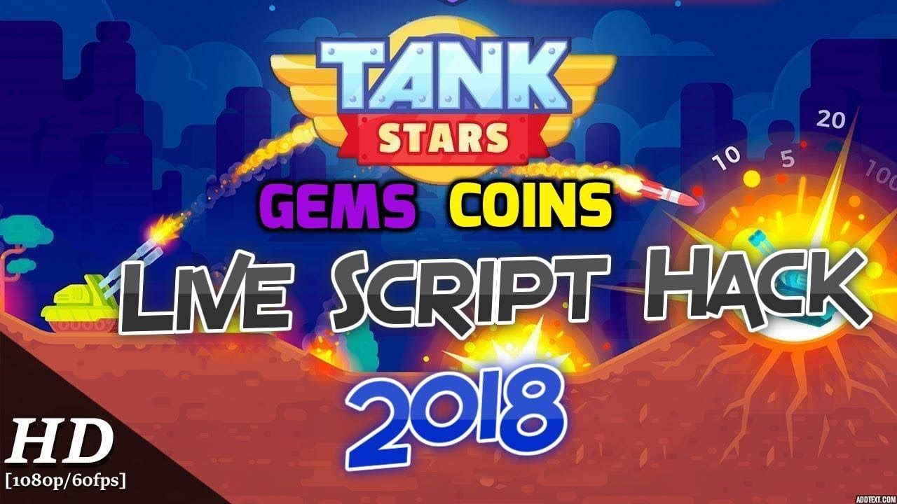 Tank Stars Gems And Coins App Hack 2018 Free Coins And