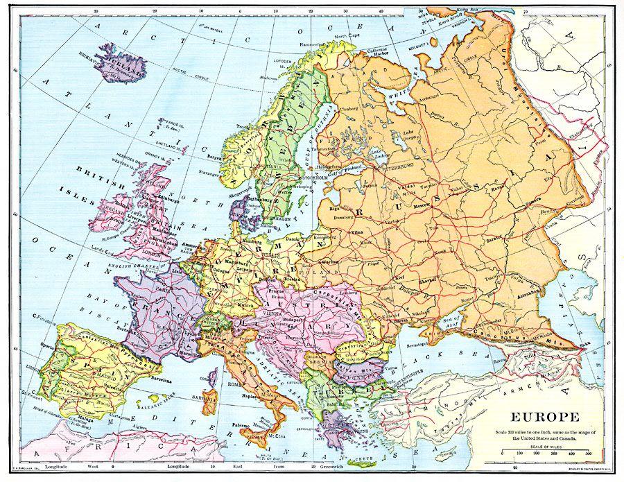 Europe, 1902.   World War   Europe, Map, Vintage world maps on map of europe 1900, map of europe 1870, map of europe 1890, map of europe in 1865, map of europe 1840, map of europe 1944, map of europe 1800, map of europe 1875, map of europe 1912, map of europe 1946, map of europe in 1871, map of europe 1850, map of europe bodies of water, map of europe 1914, map of europe world war ii, map of europe 1880, map of europe 1805, map of europe 1938, map of europe 1648, map of europe 1939,