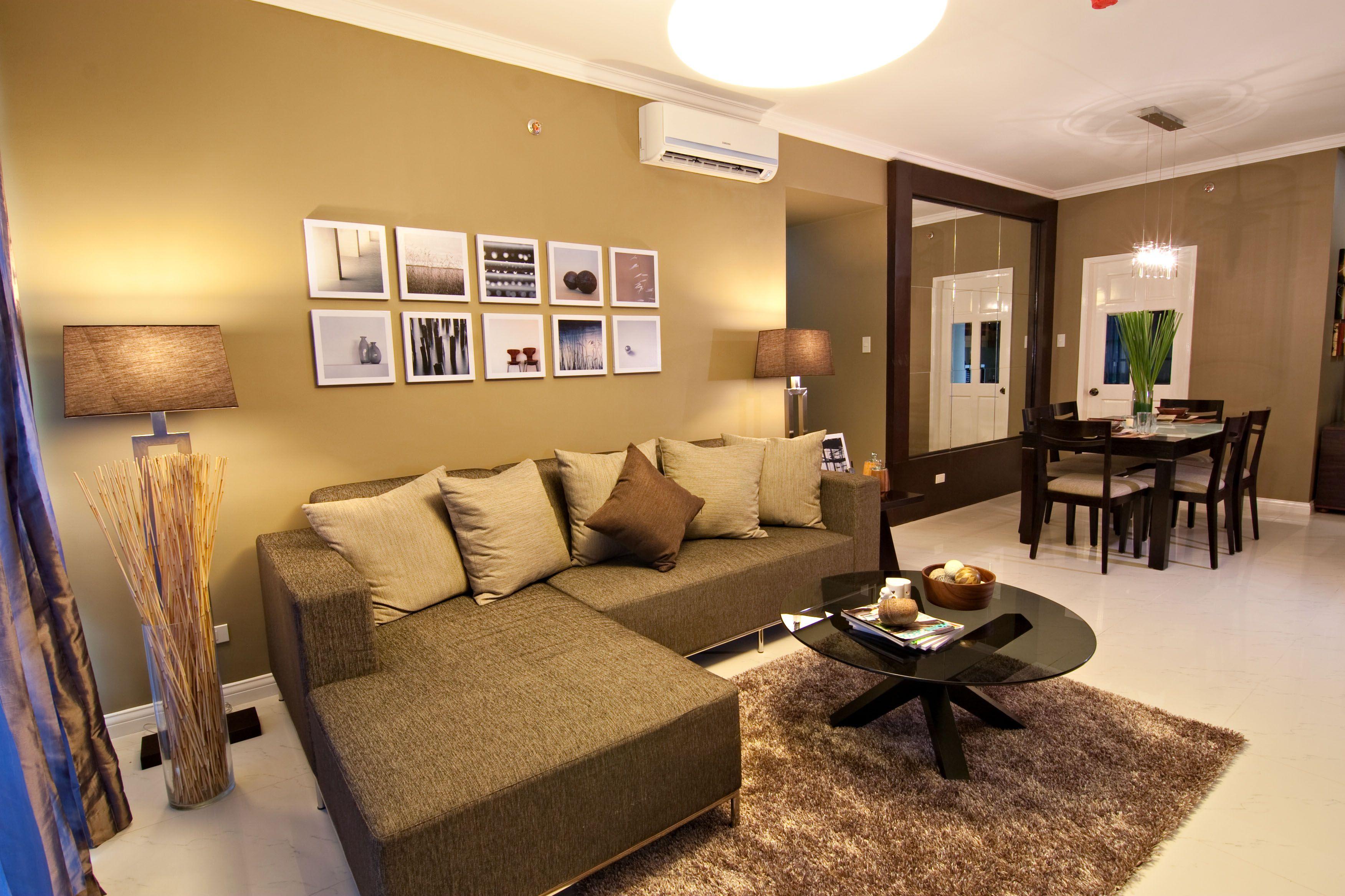 Condo Interior Design Ideas Part - 33: Citylights Garden Condominium By Adrian Del Monte At Coroflot.com · Condo  Interior DesignWarm ...