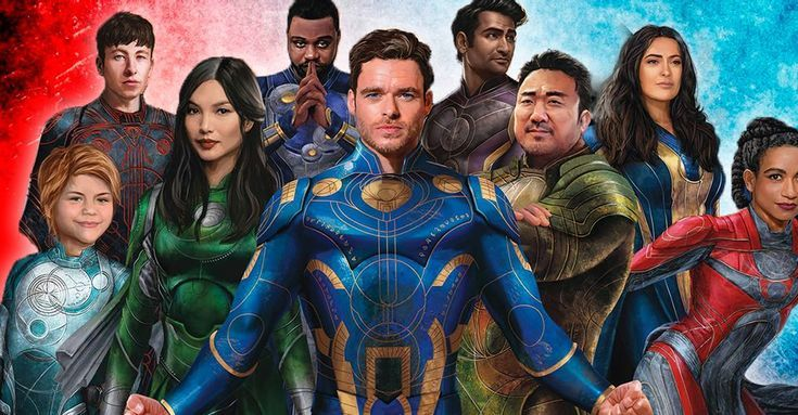 Marvel's The Eternals to release on November 5