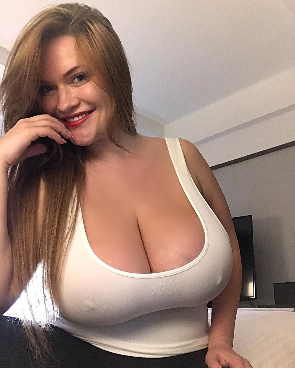 Big Tit Blonde MILF Doktor Fantasie