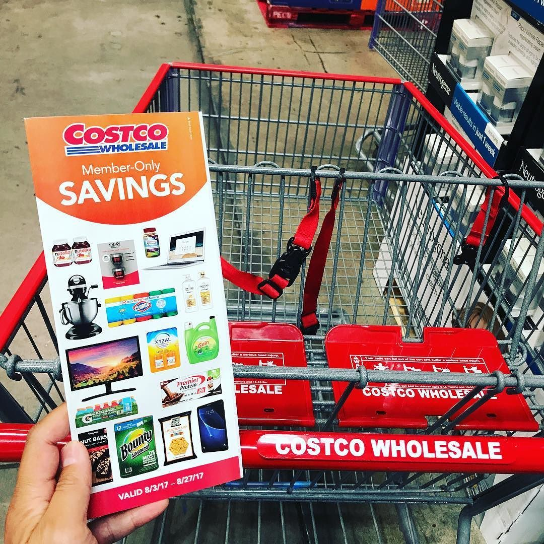 You Ready August Membersavings Couponbook Starts Today 8 3 8 27 Follow Here As We Highlight The Top Deals Couponcommu Costco Deals Coupon Book Costco