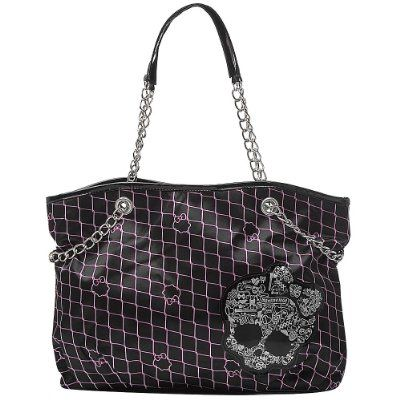 Monster High Chain Tote Handbag Purse:Amazon:Toys & Games