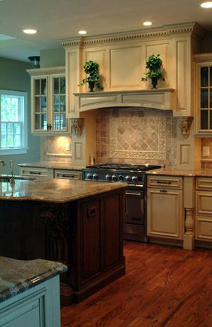 Hood Kitchen Cabinets Above Stove The Importance Of