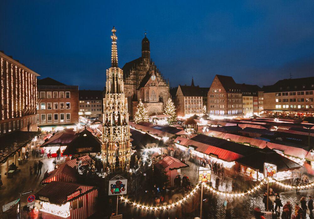 За прв пат по Втората светска војна откажан божикниот саем во Нирнберг