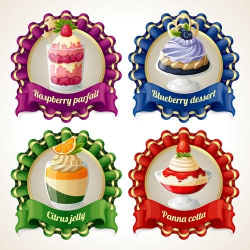 Beautiful food ribbon labels vector set 04 - https://www.welovesolo.com/beautiful-food-ribbon-labels-vector-set-04/?utm_source=PN&utm_medium=welovesolo59%40gmail.com&utm_campaign=SNAP%2Bfrom%2BWeLoveSoLo