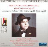 Korngold: Violin Concerto, Op. 35; Gesang der Heliane; Vier Stücke, Op. 11; Suite, Op. 23 [CD], 11214571