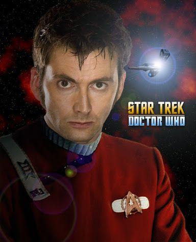 Doctor Who - Star Trek Crossover