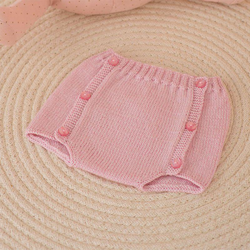 0e9b58a0563e1 Patron pour tricoter un bloomer bébé