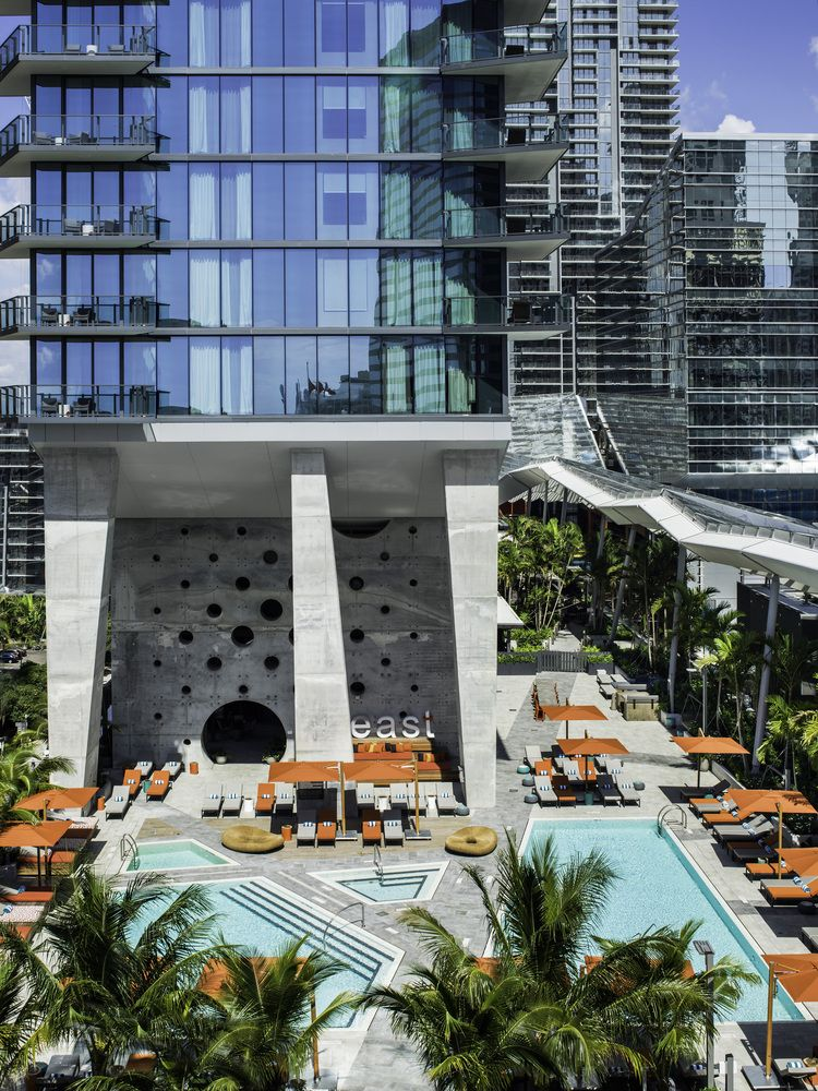 Gallery Of Brickell City Centre Arquitectonica Arquitectonicageo 11 Brickell City Centre Brickell Miami Hotels
