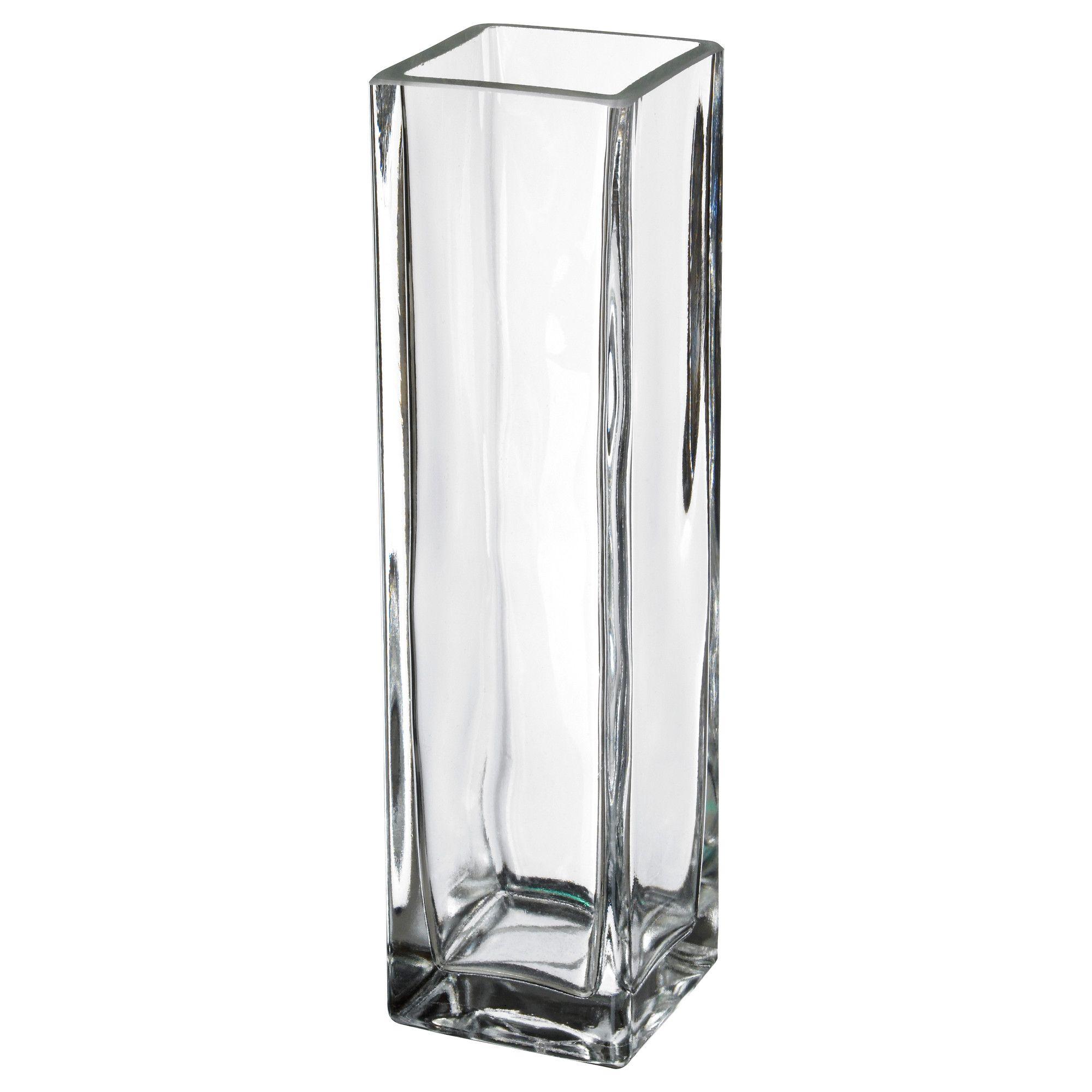 Design Ikea Vases rektangel centerpieces vase ikea