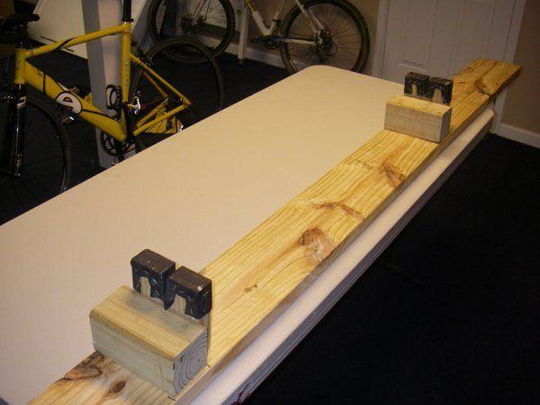 ski tuning bench plans