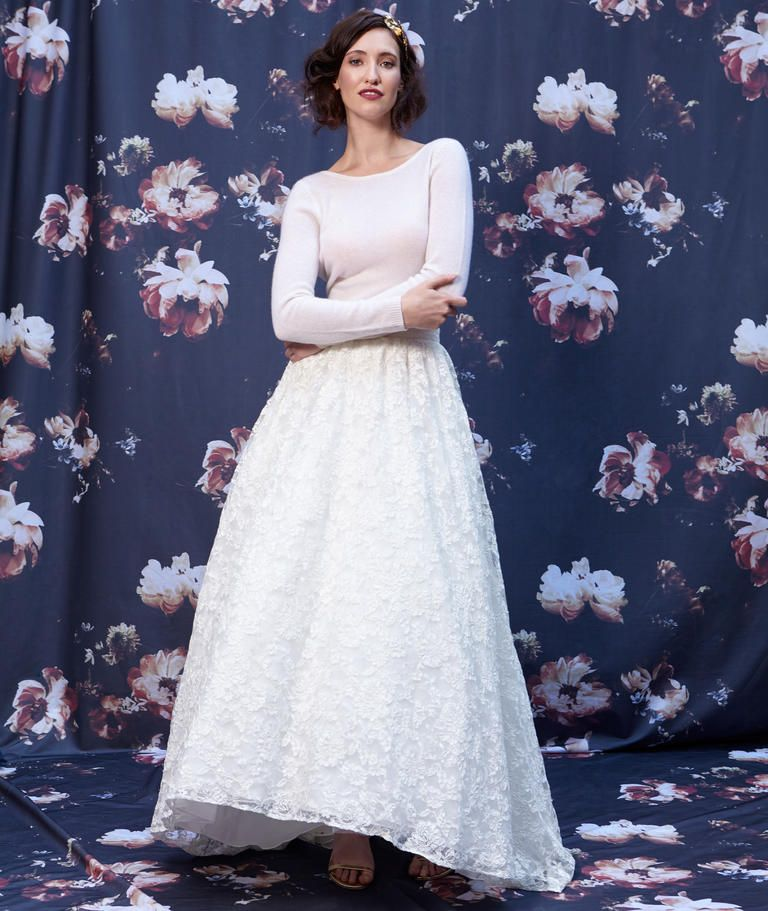 See Ivy Asters Free Spirited Fairytale Wedding Dresses For Fall 2016