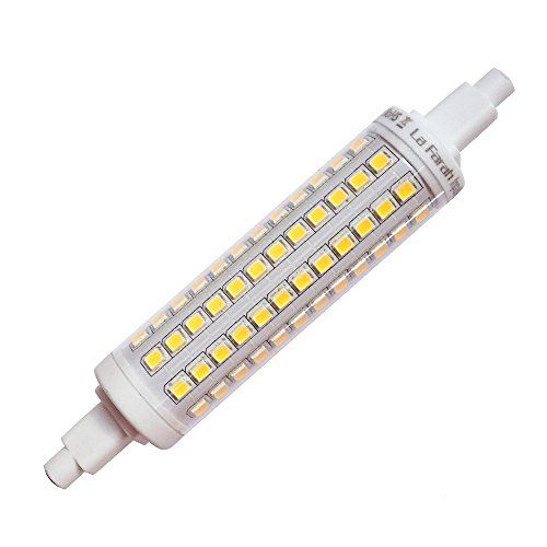 La Farah R7s Led Bulb 118mm 10 Watt Warm White 2700k J Type Double Ended Tungsten Halogen Bulb Replacement Led Bulb Bulb Halogen Bulbs