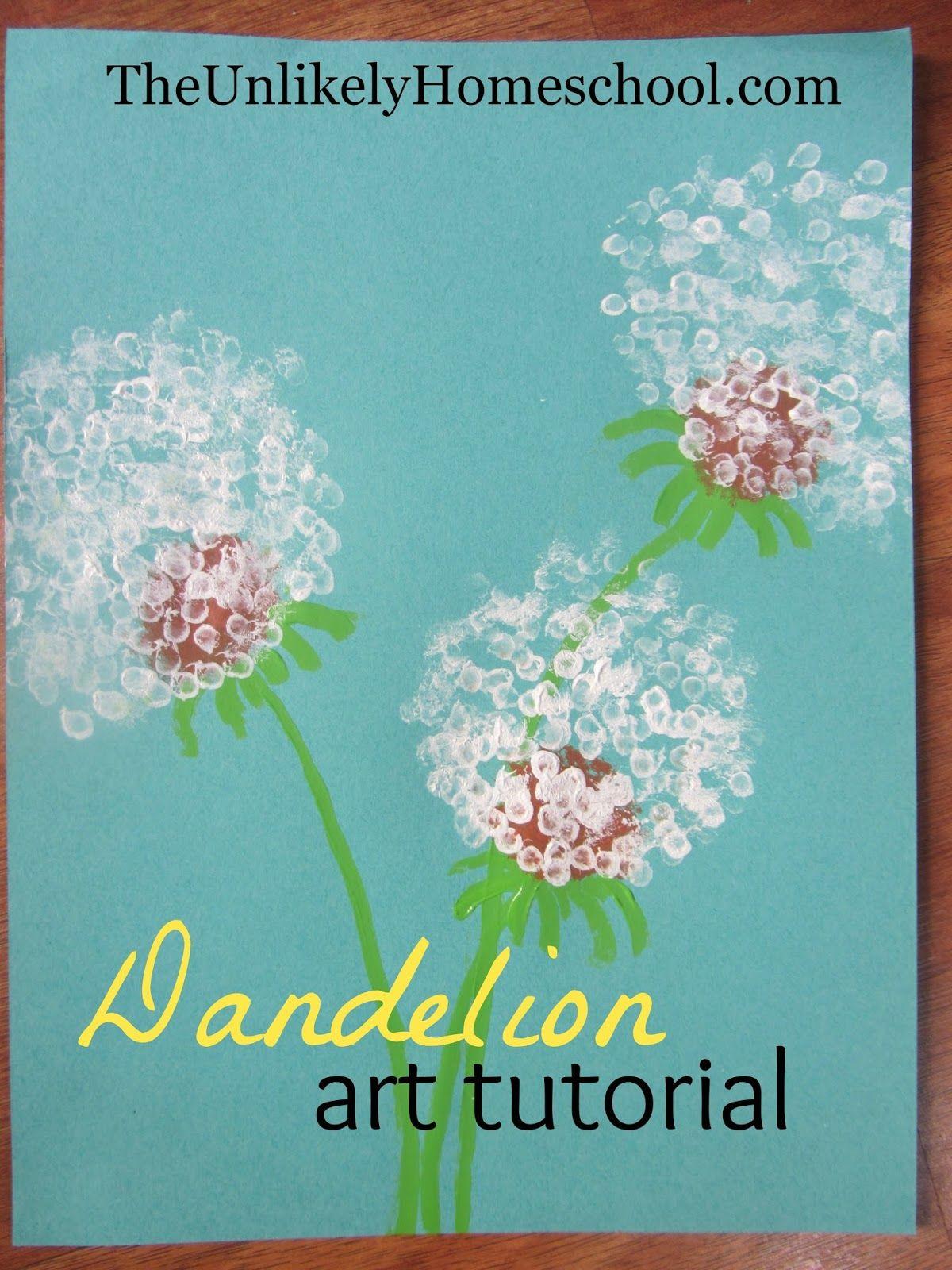 Dandelion Book Read Online Kids