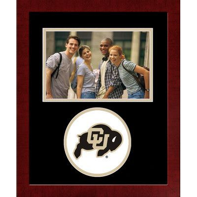 Campus Images NCAA Colorado University at Boulder Spirit Picture Frame