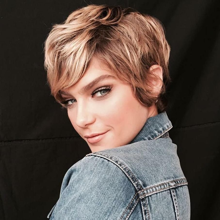 Stylish pixie haircut for women short hairstyles designs diy
