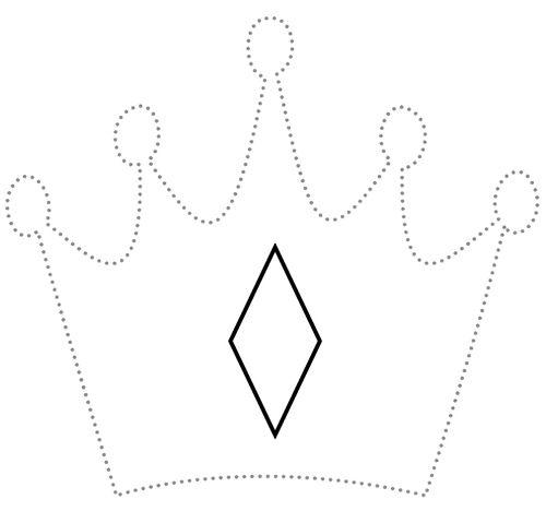 Como Fazer Coroas Para Reis E Rainhas Com Imagens Molde Coroa