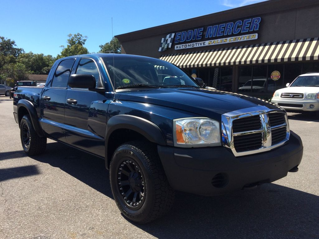 2006 dodge dakota st truck quad cab