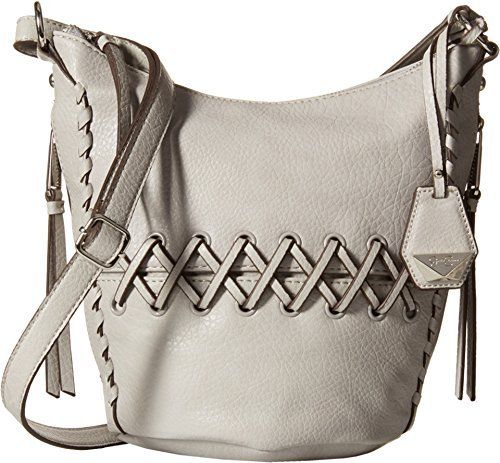 Jessica Simpson Women's Tyson Crossbody Bucket Storm Grey Cross Body *** Click image to review more details.