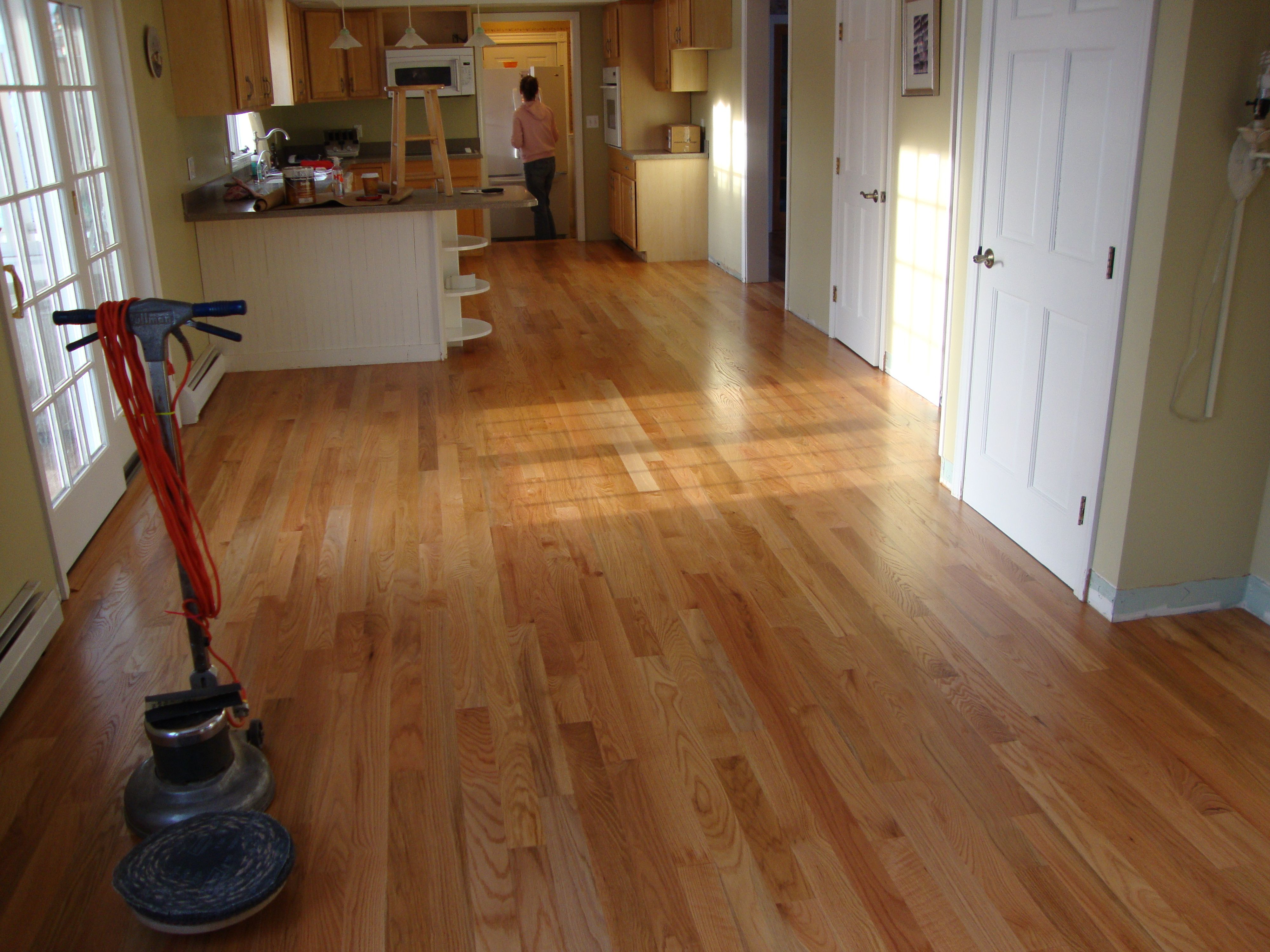 Solid Wood Floor In Kitchen Hardwood Floors Red Oak Hardwood Floor Gallery Cfc Hardwood