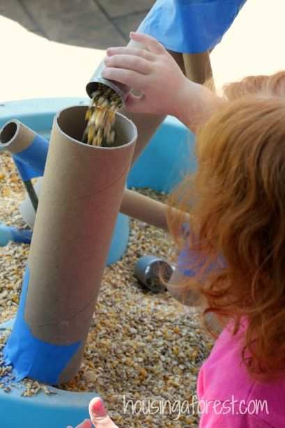 Chicken Food Sensory Activity Sensory Activities Sensory Activities Toddlers Toddler Activities