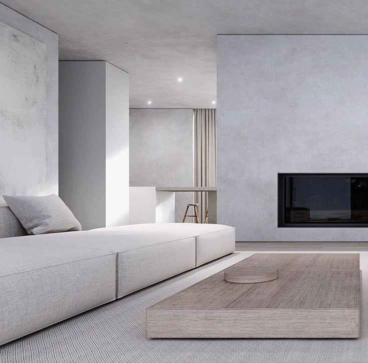 10 einfachste Tricks: Minimalistisches Schlafzimmer Farbe Einfach schickes minimalisti #smalllivingroomdecor