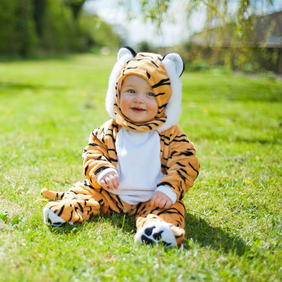 8f993a07d Baby Tiger Dress Up Outfit | Halloween | Baby tiger costume, Tiger ...