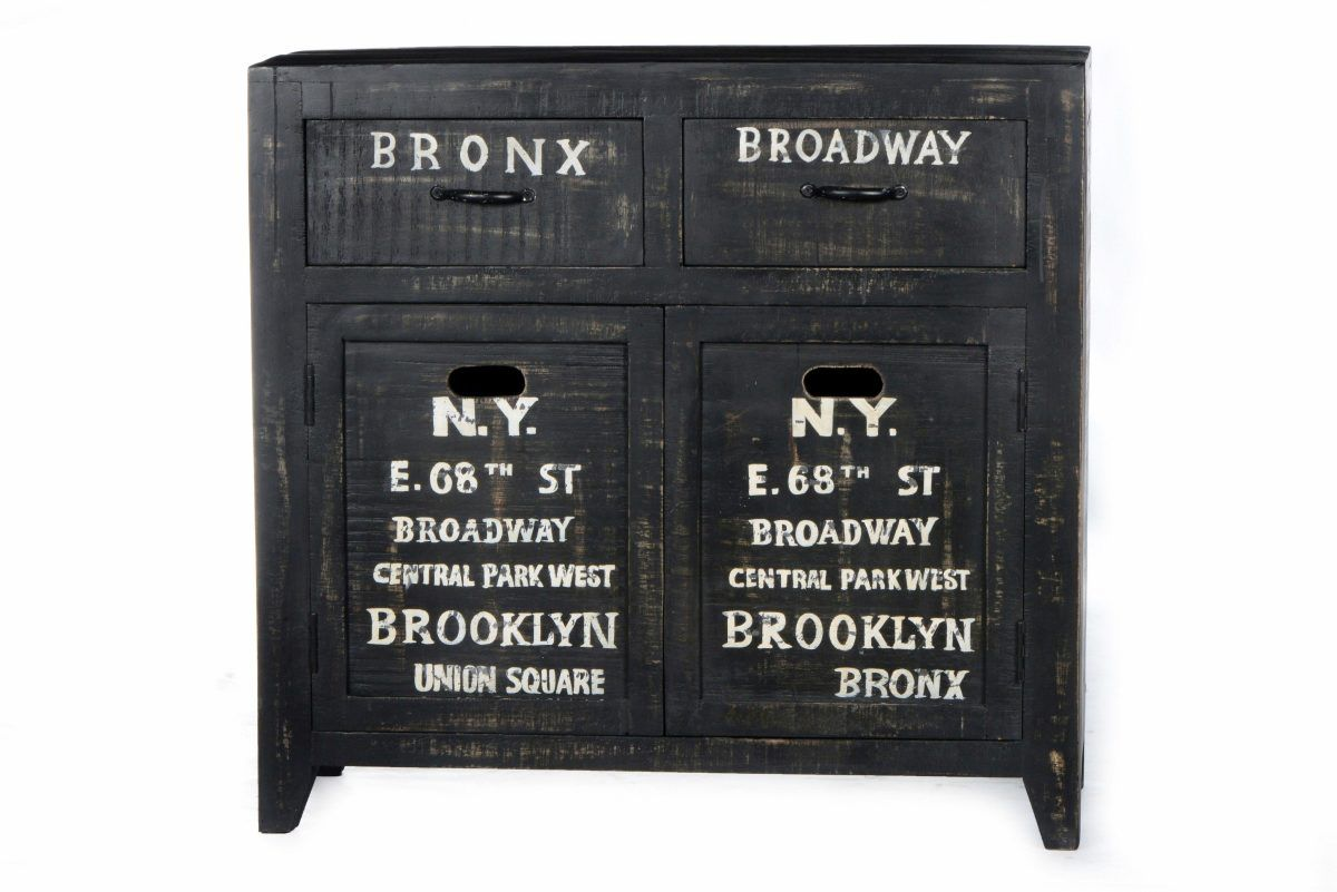 Kommode »Bronx« schwarz, pflegeleichte Oberfläche, FSC®-zertifiziert, SIT-Möbel Jetzt bestellen unter: https://moebel.ladendirekt.de/wohnzimmer/schraenke/kommoden/?uid=27cd340e-0653-5224-9177-b1a8b2850d53&utm_source=pinterest&utm_medium=pin&utm_campaign=boards #schraenke #kommoden #wohnzimmer #kommode
