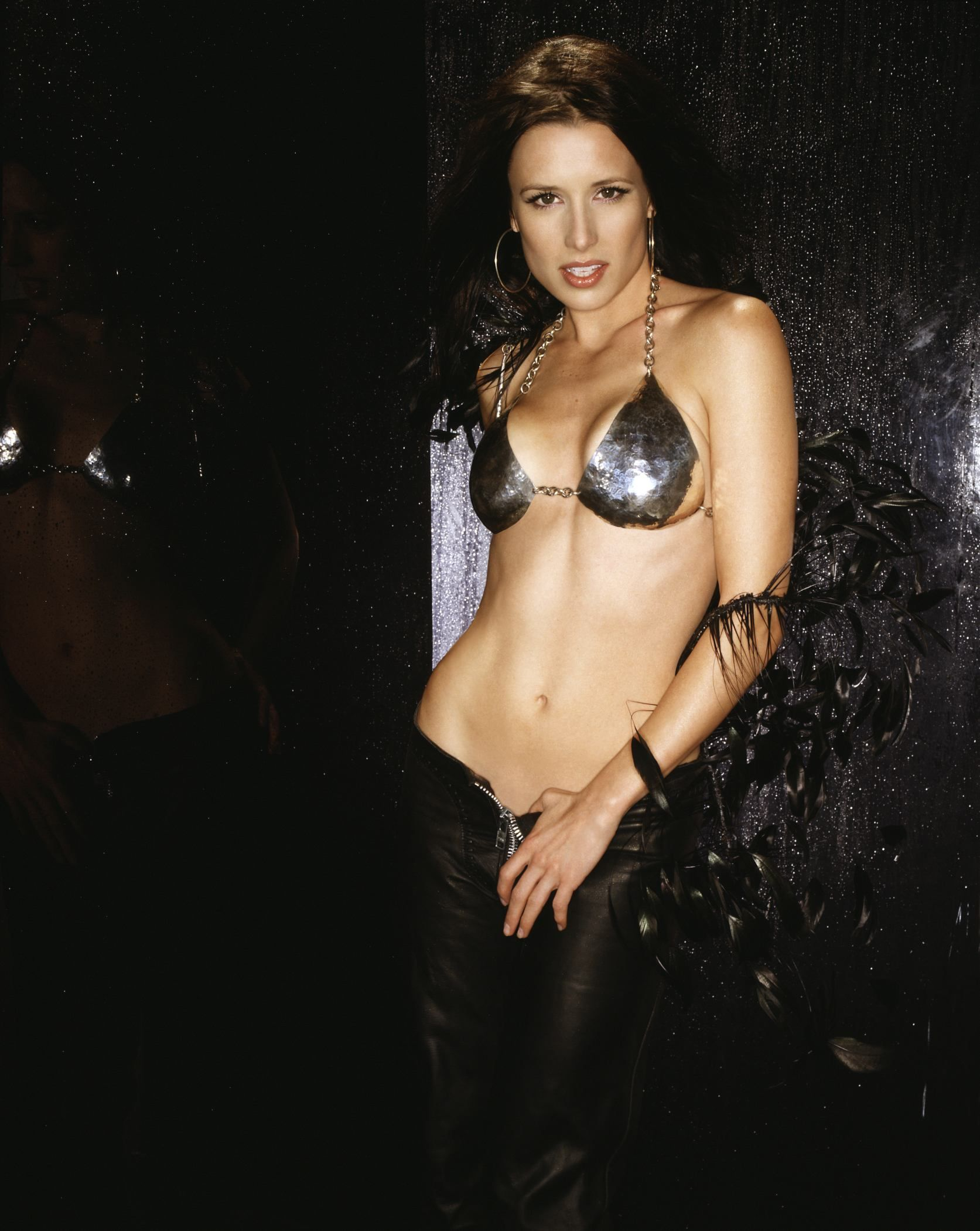 from Giovani shawnee smith naked ass
