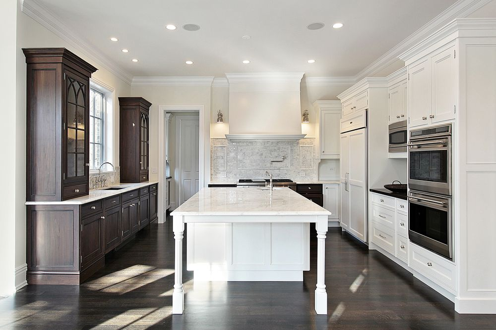 53 Spacious New Construction Custom Luxury Kitchen Designs A