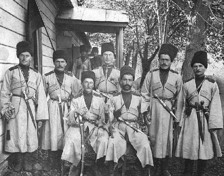 карачаевский воин картинка первый отзыв сайте